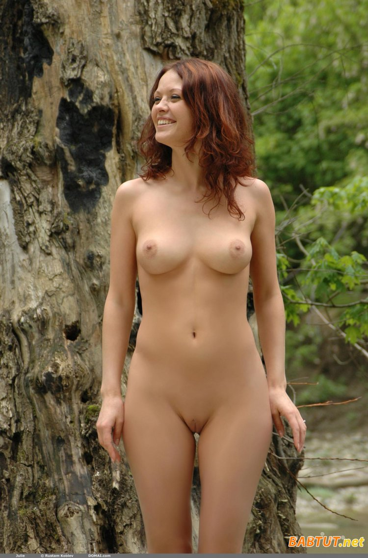 Outside seductive nude pictures
