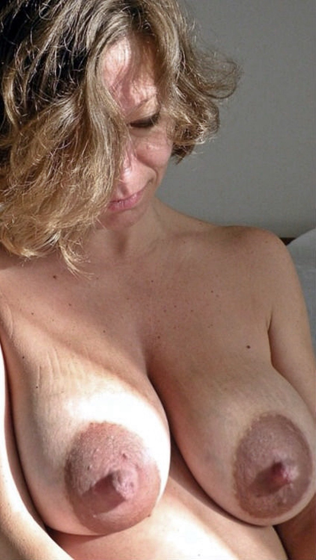 Bare Hard Nipples