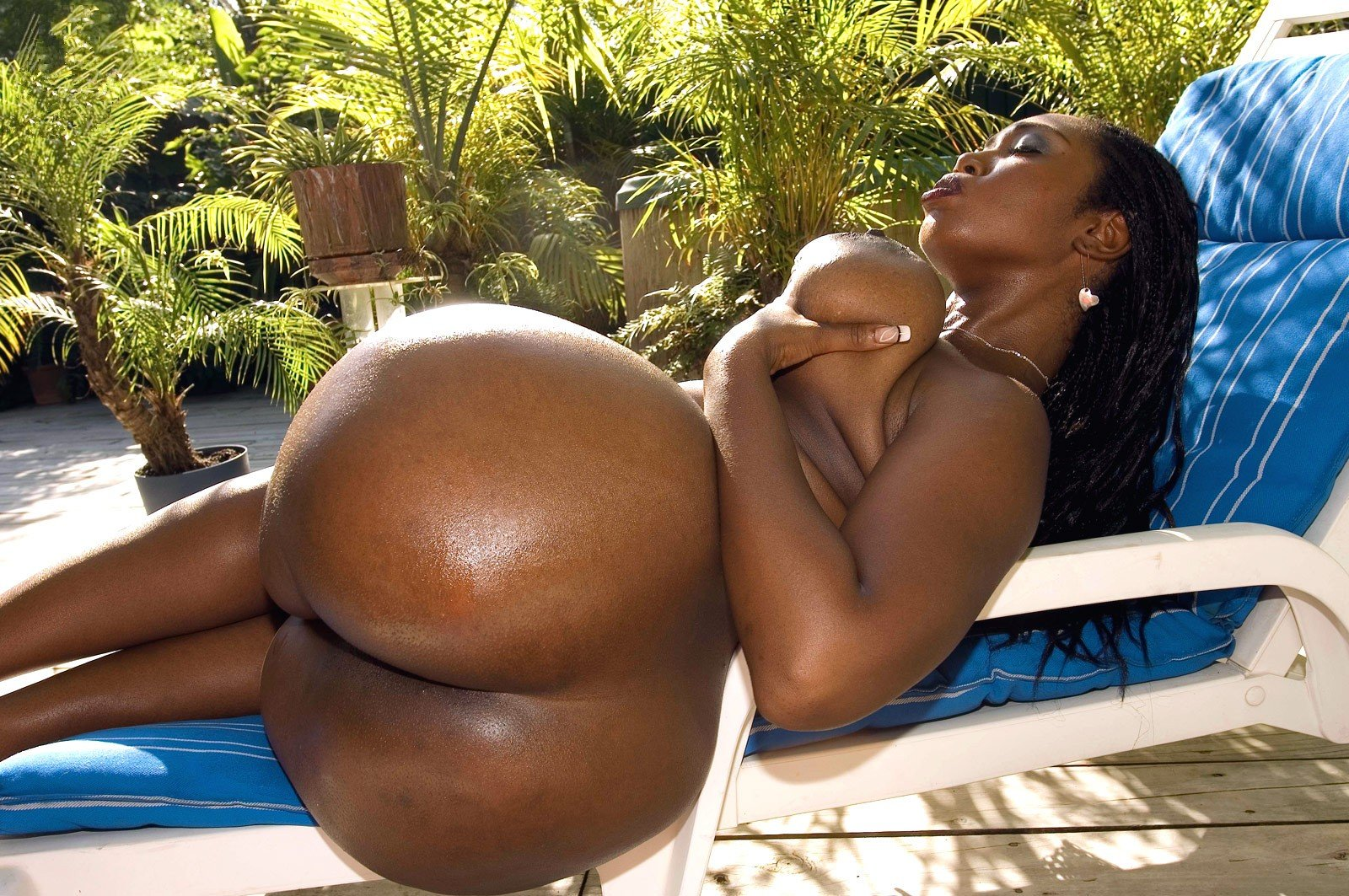 Big black ass ebony orgy