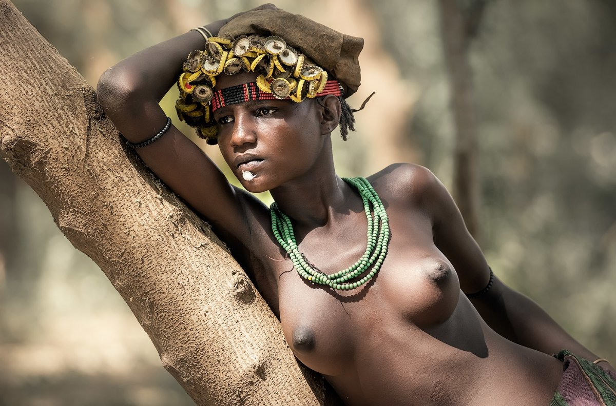 African nude photo tribe