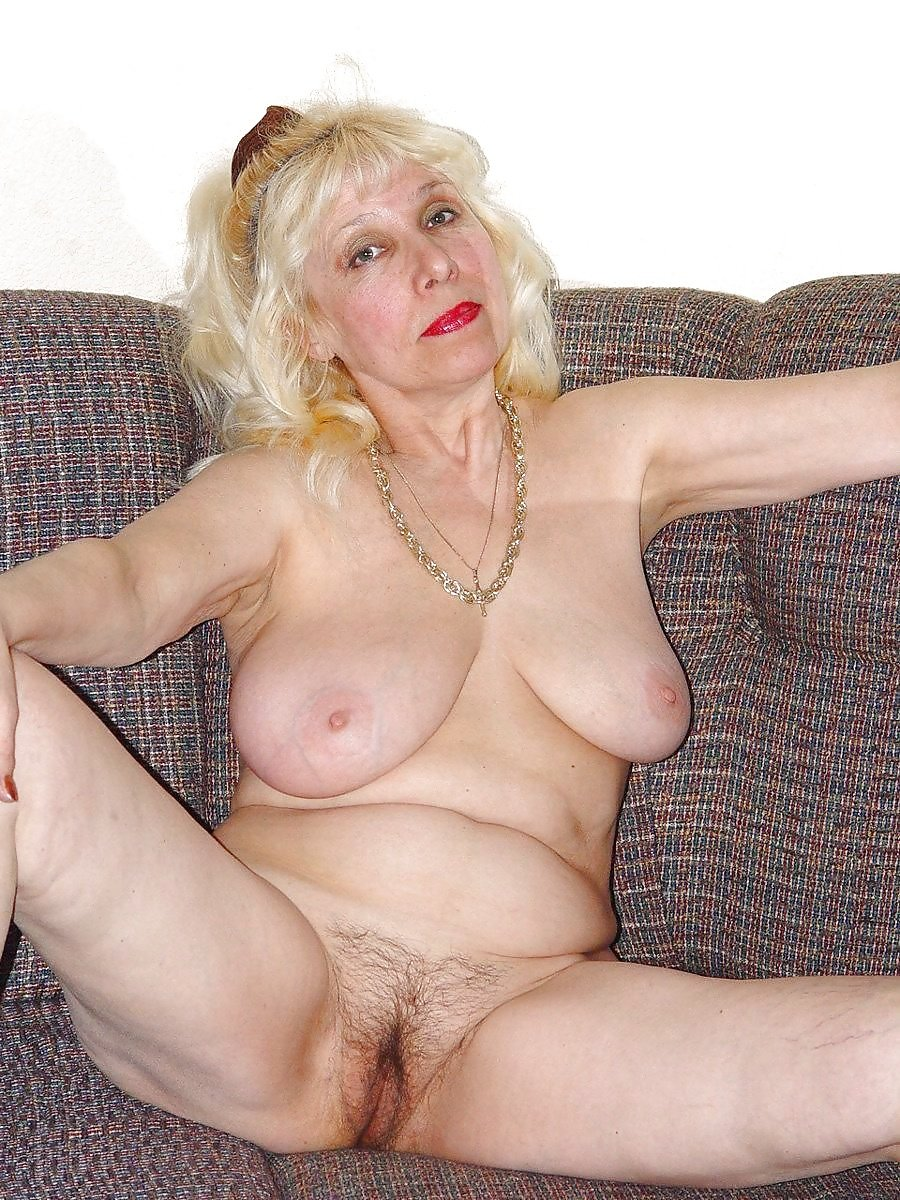 Mature Old Naked